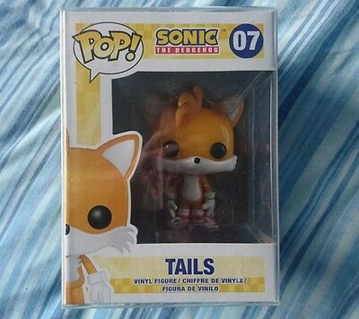 Sonic The Hedgehog Funko Pop - Tails Very Rare Mint