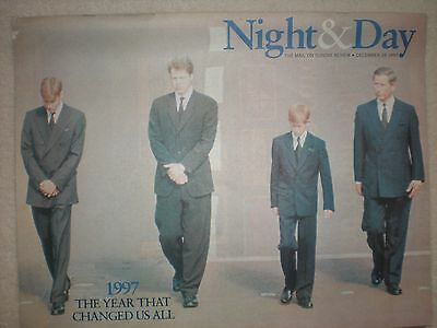 Night and Day magazine 28 December 1997 - Year Review