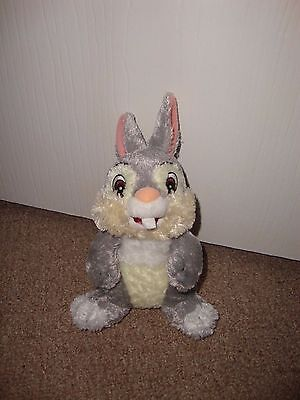 "Disneyland Paris (Disney) Grey Thumper From Bambi 7"" Soft Toy VGC"