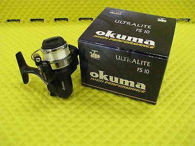 Okuma Ultralite Fs-10 Ice Fishing Reel