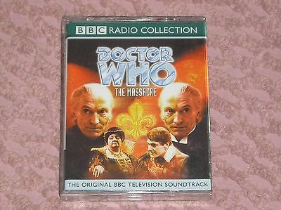 Doctor Who - The Massacre audio cassette (2 tapes) 1999