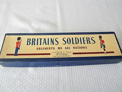 Britains (Herald) Boxed  Gordon Highlanders band # H7104
