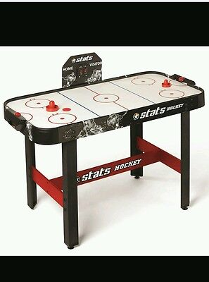 STATS Air powered hockey game table gift kids