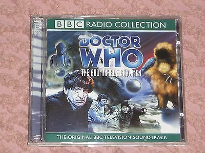 Doctor Who - The Abominable Snowmen audio CD (2 discs) 2001