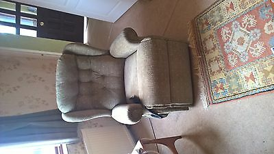 Sherborne rise and recline chair
