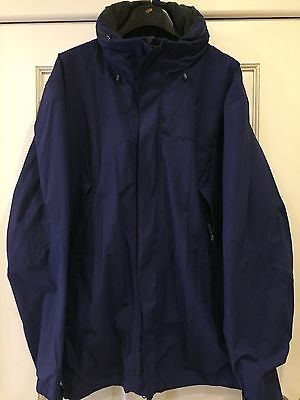 Mens Rohan Mountain Guide Jacket Size Large