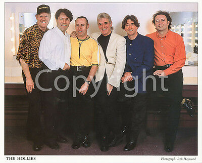 The Hollies 1997/98 Promo Photo