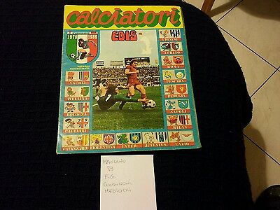 Album figurine calciatori edis 1979 80