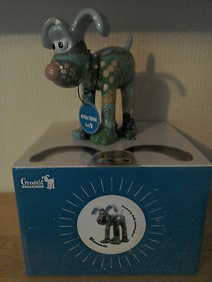 Blossom Gromit Unleashed Figurine By Emily Ketteringham Perfect Condition