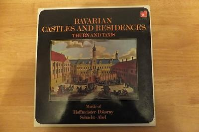 Bavarian Castles & Residences-Thurn & Taxis-Music Of Hoffmeister/pokorny/abel