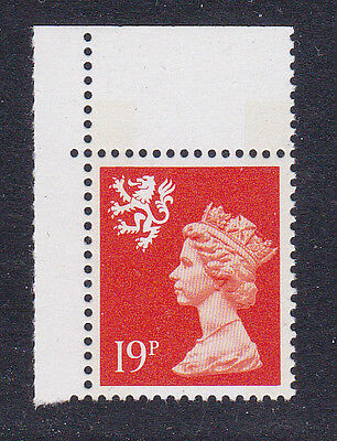 GB STAMP REGIONAL SCOTLAND - UNMOUNTED MINT - Litho - 2 bands - SG S63