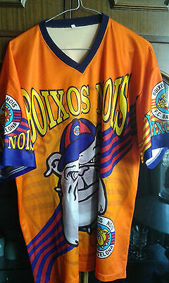 FC barcelona Boixos Nois Ultra Hooligan XL Camiseta futbol football shirt