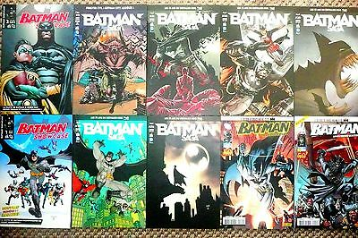 Lot 10 n° BATMAN SAGA. SHOW CASE Panini Comics no STRANGE Marvel