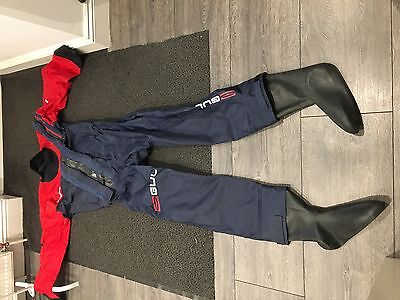 Gul Dry Suit Never Worn With Fleece