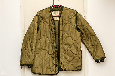 Israel IDF army M-65   Cold Weather FIELD COAT/JACKET LINER
