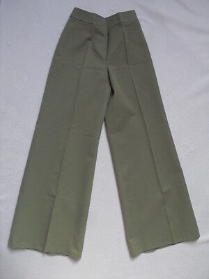 ORIGINAL VINTAGE 1970s FLARED TROUSERS