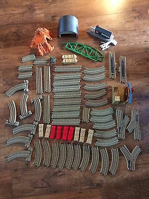 60 Piece Tomy Trackmaster Thomas And Friends Train Set Bundle
