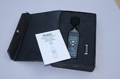 Precision Gold NO5CC Sound level meter