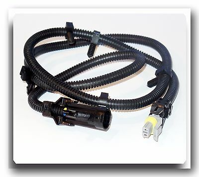 Vehicle Side Harness For Anti-Lock Brake Sensor Fits: VENTURE SILHOUETTE MONTANA