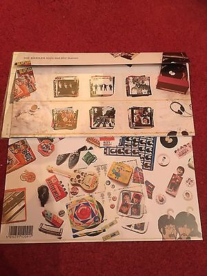 The Beatles Royal Mail Mint Stamps Presentation Collectors Pack Rare