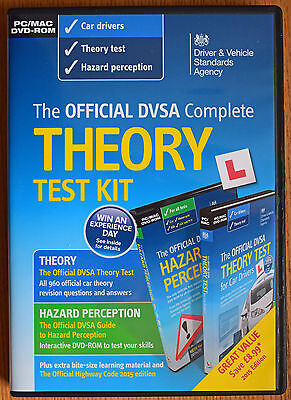 The Official DVSA Complete Theory Test Kit 2015 edition
