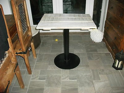 Cafe ~ Restaurant ~ Bistro Style Table   .   Bar ~ Social Club ~ Upcycled Kitch