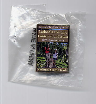 New Pin National Scenic Trail 10th Anniversary Landscape Conservation System