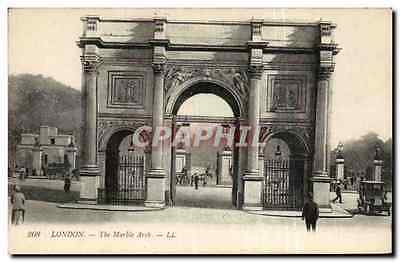 Angleterre - England - London - The Marble Arch - CPA