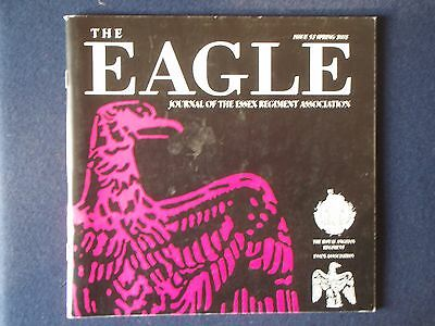 The Eagle: Journal of the Essex Regiment Association.  Issue 52