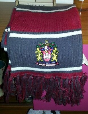 Wigan Warriors Scarf Perfect Condition