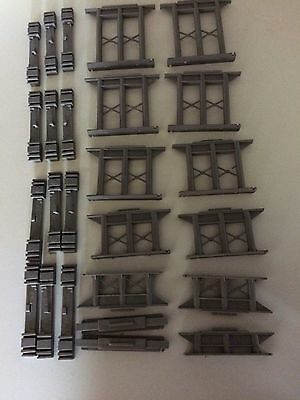 Hornby Inclined Piers For Oo Gauge Railway Track  For Spares