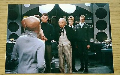 Doctor Who The Sensorites Colour Photograph