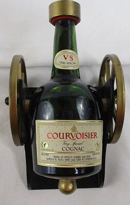 Mini-Courvoisier Cognac Bottle with Cannon 50 ML