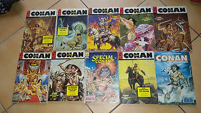 gros lot bd semic panini  Marvel comics super CONAN le barbare