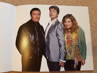 BBC Two Autumn 2006 press brochure includes Extras with David Bowie