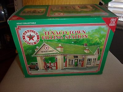 Nib Never Opened Texaco Town Filling Station First In The Series