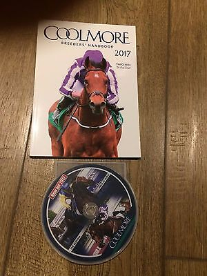 Coolmore 2017 Breeders Guide And Dvd- 104 Pages