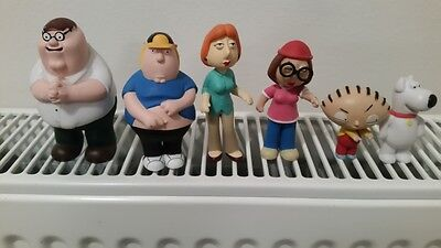 Family Guy figure toy playset Griffin family