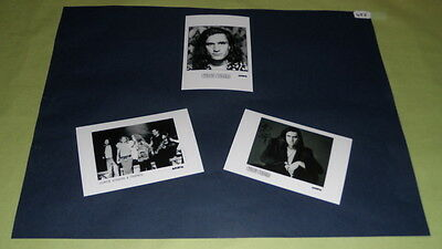 "Curtis Stigers Set of 6""x4""Inch Photos x3 Collectable Memorabilia PopPrints J455"