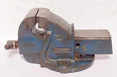 Record No.0 Engineers/Modellers 2 1/2 inch  Bench Vice - Made in England