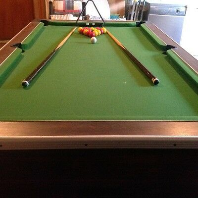 Pool Table 7 x 4, balls & cues included
