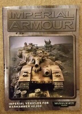 Imperial Armour - Imperial Guard Vehicle Codex - Warhammer 40k