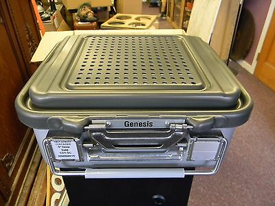 Genesis CD1-5C Sterilization Reusable Container V. Mueller CareFusion