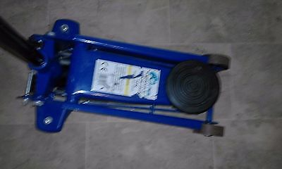 **Heavy Duty 3 Ton Hydraulic Trolley Jack  for Car  with jack rubber new