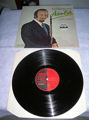 Acker Bilk:the One For Me.1976 Lp.qs/4 Channel Stereo.