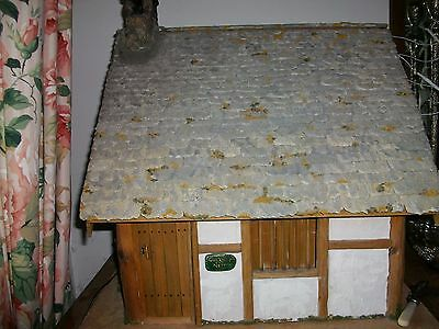 Miniature  1/12 scale  Farmhouse ( by Grandads playroom )