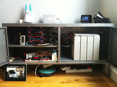 DIY LiFePO4 ESS ENERGY STORAGE SYSTEM : Store Surplus Solar or Wind Electricity