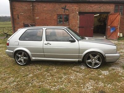 VW Golf gti Mk2 project