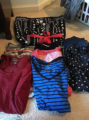 maternity clothes lot medium