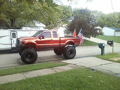 1999 Ford F-250  1999 Ford F-250 Monster Truck